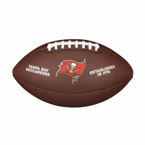Tampa Bay Buccaneers Composite Full Size NFL Football