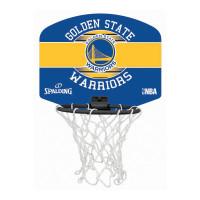 Golden State Warriors Miniboards NBA Basketball Set