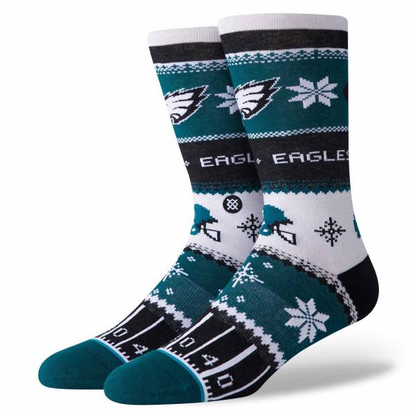 Philadelphia Eagles Holiday Sweater NFL Socken