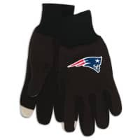 New England Patriots Technology Touch-Screen NFL Handschuhe