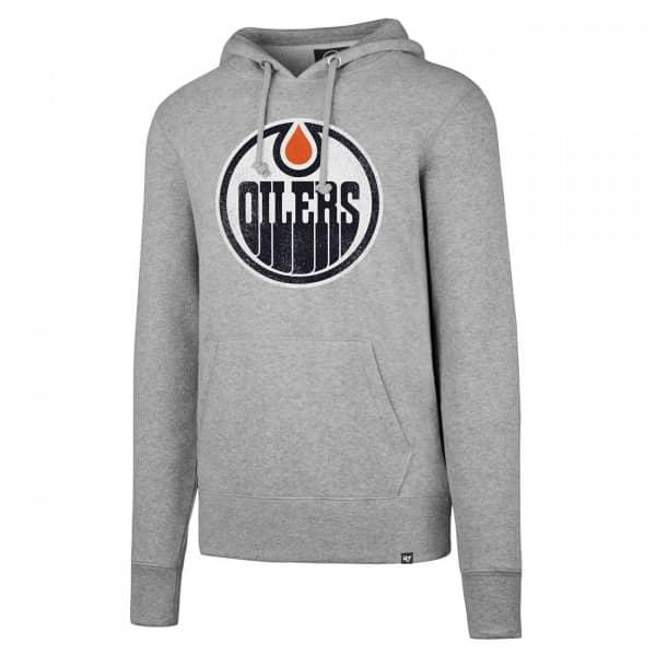 Edmonton Oilers Knockaround Hoodie NHL Sweatshirt