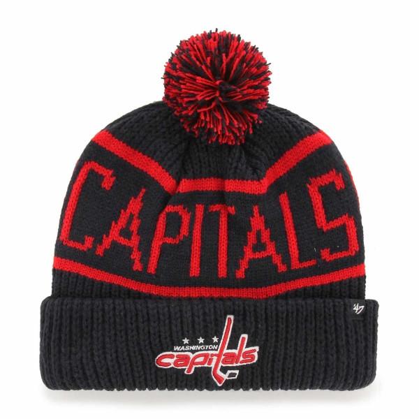 Washington Capitals Wraparound NHL Wintermütze Navy