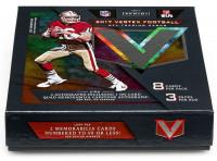2017 Panini Vertex Football Hobby Box NFL