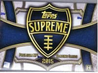 2015 Topps Supreme Football Hobby Box NFL