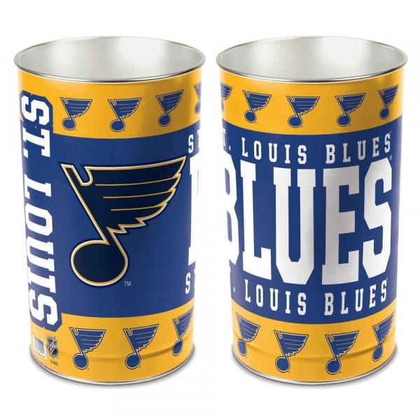 St. Louis Blues WinCraft Metall NHL Papierkorb