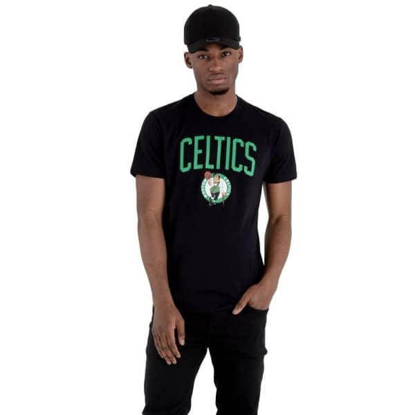 Boston Celtics Team Logo NBA T-Shirt