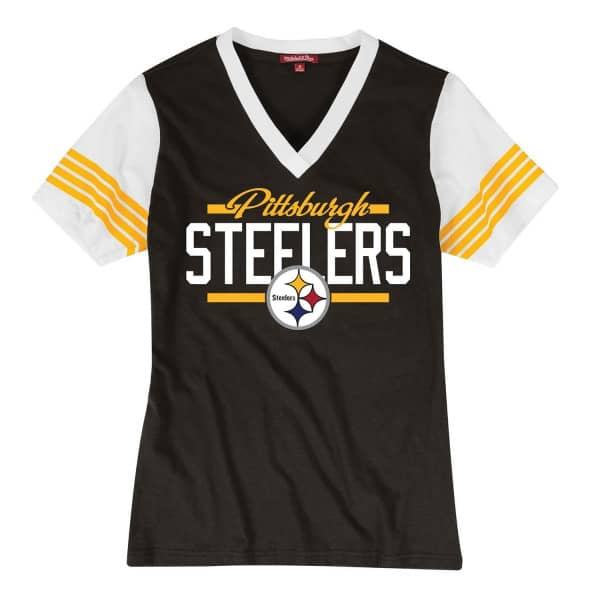 Pittsburgh Steelers MVP NFL T-Shirt (DAMEN)