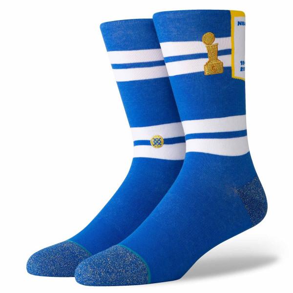 Golden State Warriors Champions Banner NBA Socken