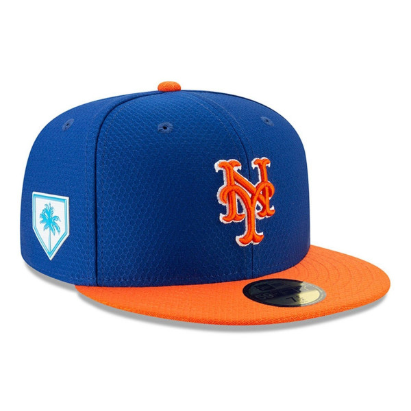 New York Mets 2019 Spring Training 59FIFTY Fitted MLB Cap