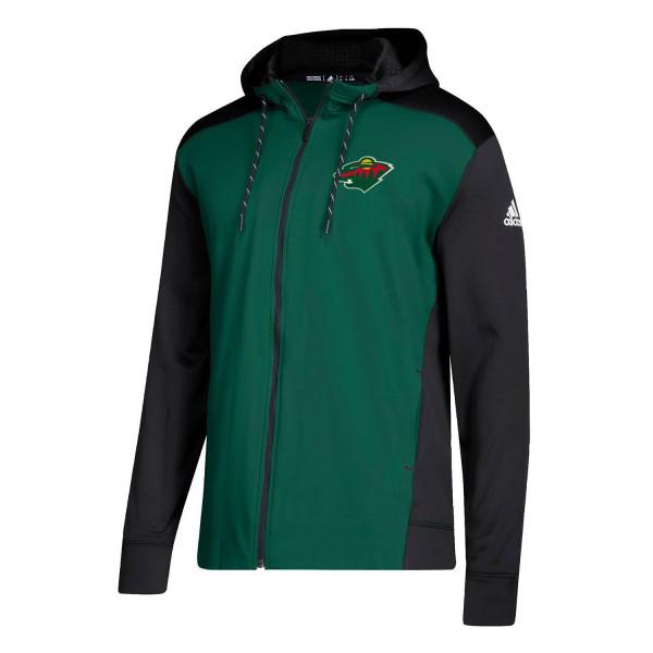 Minnesota Wild NHL Full-Zip Hoodie