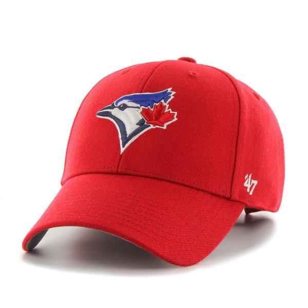 Toronto Blue Jays '47 MVP Adjustable MLB Cap Rot