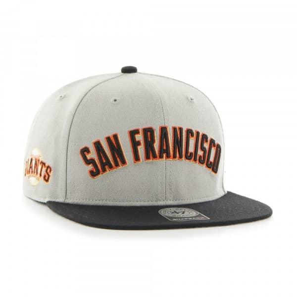 f4a5b37914a 47 Brand San Francisco Giants Script Sure Shot Snapback NHL Hat ...