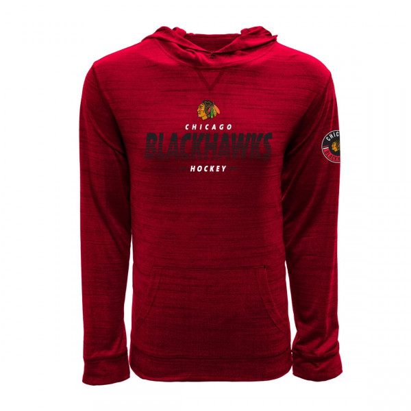 Chicago Blackhawks Static Hoodie NHL Sweatshirt
