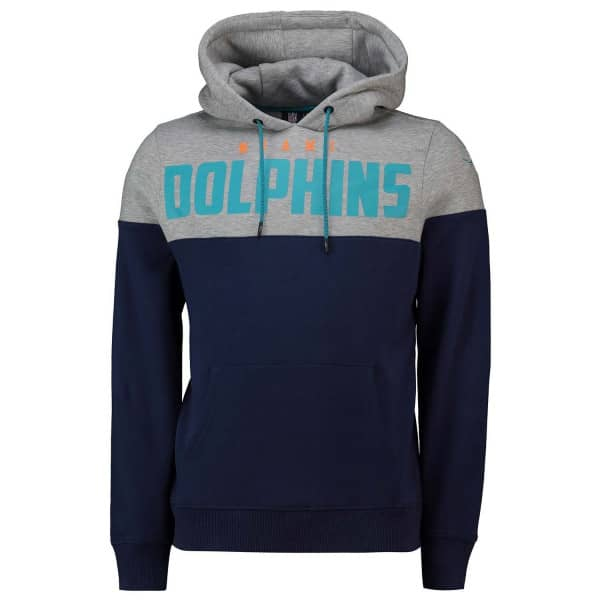d4657014 Miami Dolphins Cut & Sew Sweatshirt NFL Hoodie