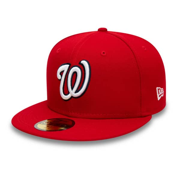 Washington Nationals Authentic 59FIFTY Fitted MLB Cap Game