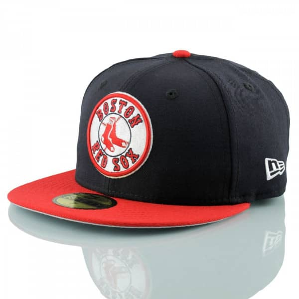 Boston Red Sox Alternate 2-Tone 59FIFTY Fitted MLB Cap