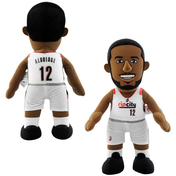 LaMarcus Aldridge Portland Trail Blazers NBA Plüsch Figur