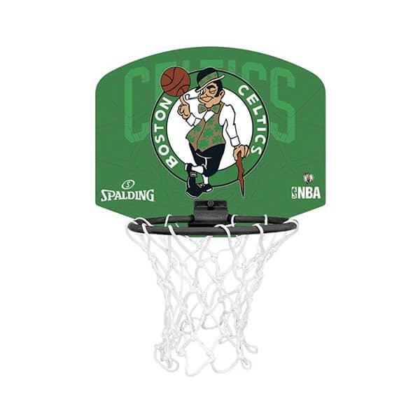 Boston Celtics Micro Mini NBA Basketball Set