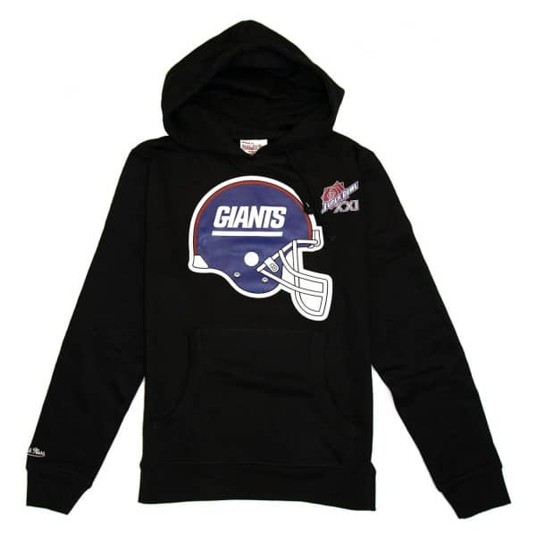 Lawrence Taylor #56 New York Giants Super Bowl XXI NFL Hoodie