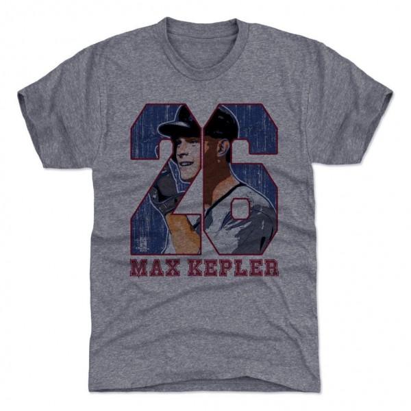 Max Kepler Minnesota Twins #26 MLB T-Shirt