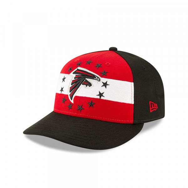 Atlanta Falcons 2019 NFL Draft On-Stage Low Profile 59FIFTY Cap