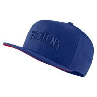 Detroit Pistons Tonal Wordmark AeroBill Snapback NBA Cap