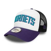 Charlotte Hornets Colour Block Team Trucker NBA Cap