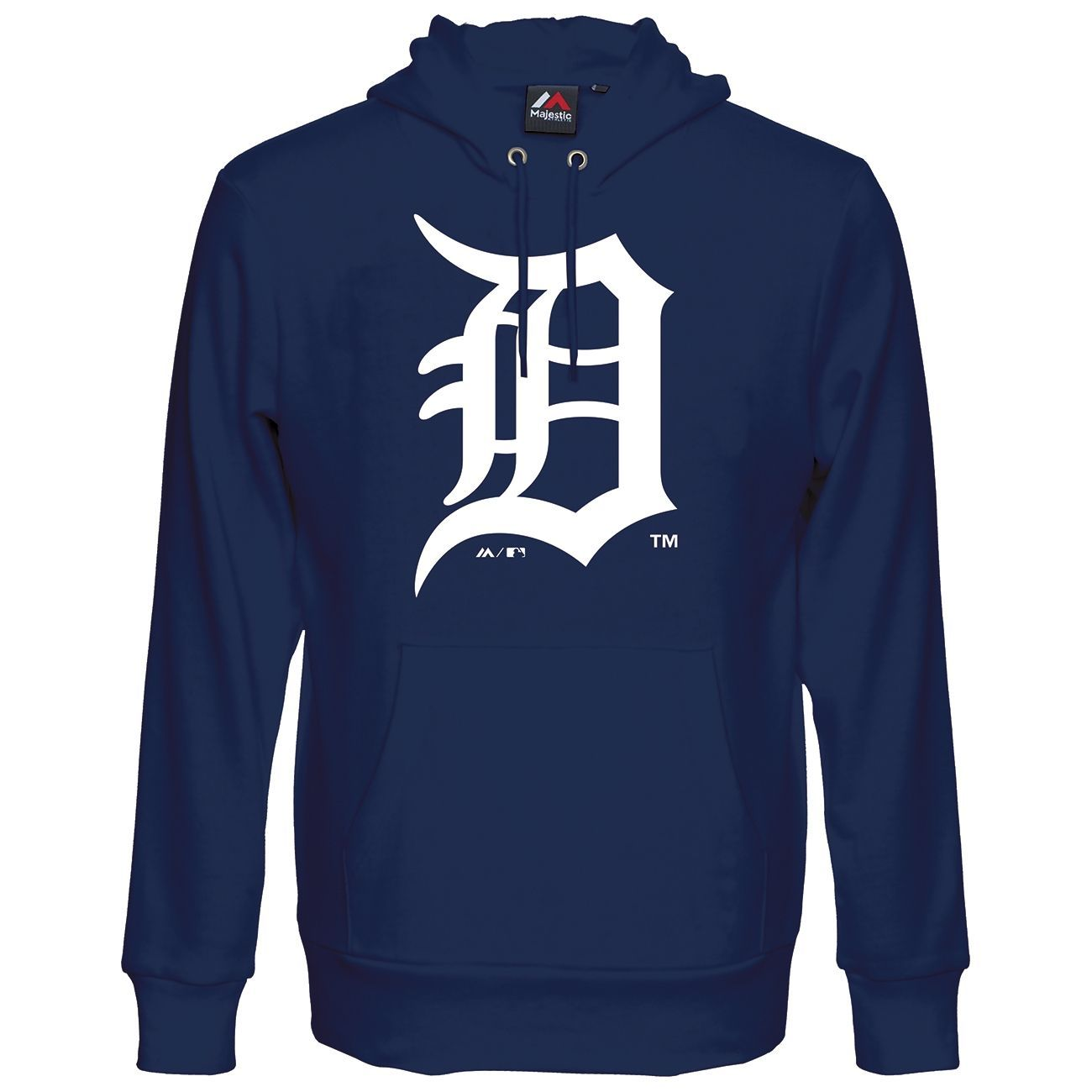 Neu Baseball & Softball Immer Detroit Tigers Herren L L Majestic Shirt