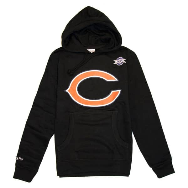 Walter Payton #34 Chicago Bears Super Bowl XX NFL Hoodie