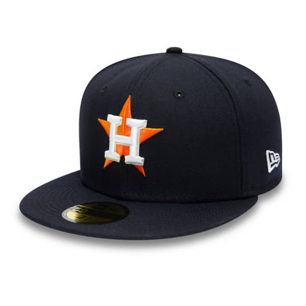 Houston Astros Authentic 59FIFTY Fitted MLB Cap Home