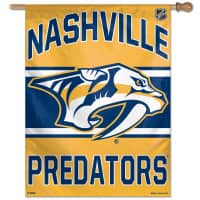 Nashville Predators Eishockey NHL Fahne