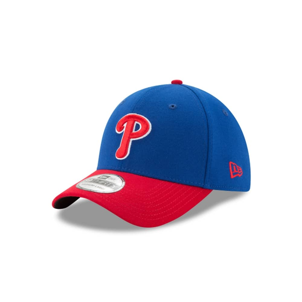 promo code be26c 06b62 New Era Philadelphia Phillies 2-Tone Stretch Fit Classic MLB Cap   TAASS.com  Fan Shop