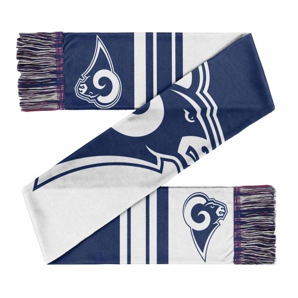 Los Angeles Rams Colorblock Big Logo NFL Schal
