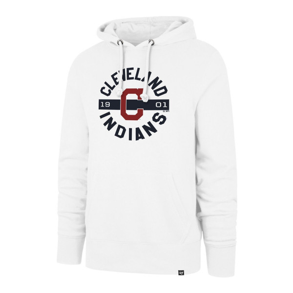 Cleveland Indians Round About MLB Hoodie