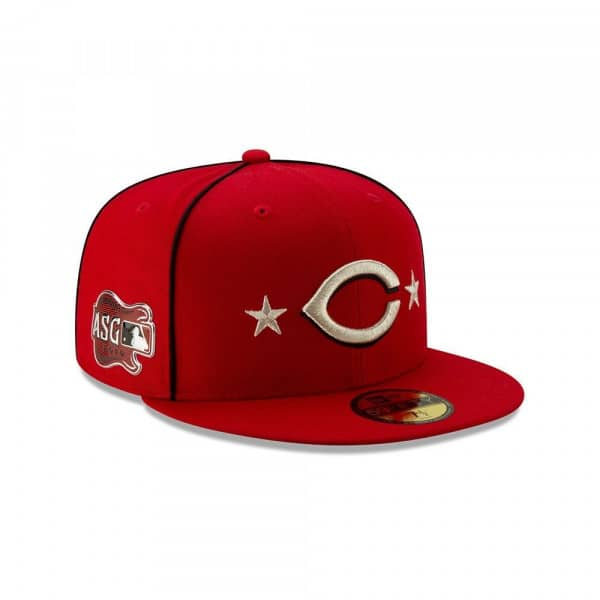 Cincinnati Reds 2019 All Star Game 59FIFTY Fitted MLB Cap