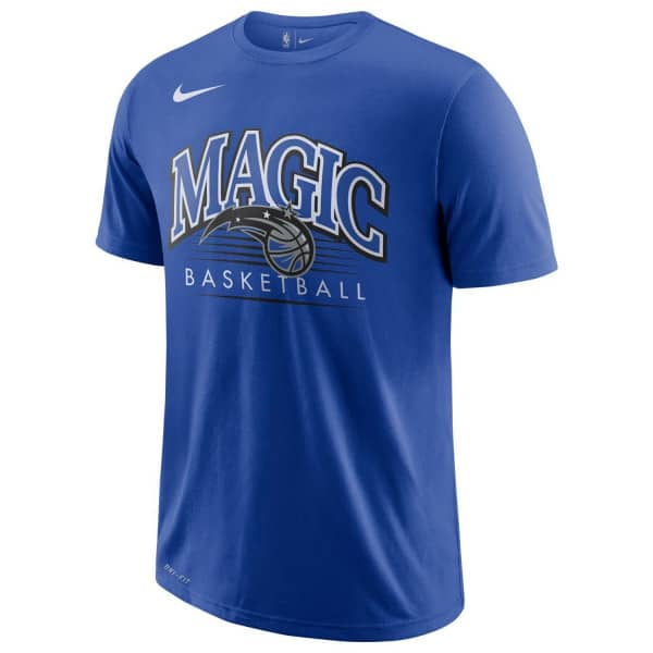 Orlando Magic Crest Logo NBA T-Shirt