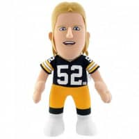 Clay Matthews Green Bay Packers NFL Plüsch Figur (25 cm)