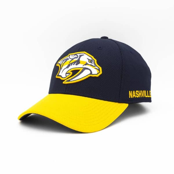 Nashville Predators 2019/20 NHL Coach Flex Fit NHL Cap