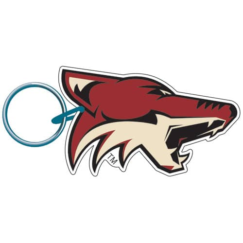 Arizona Coyotes Premium NHL Schlüsselanhänger
