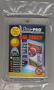 Ultra Pro One-Touch Card Holder/Magnethalter - 75 pt
