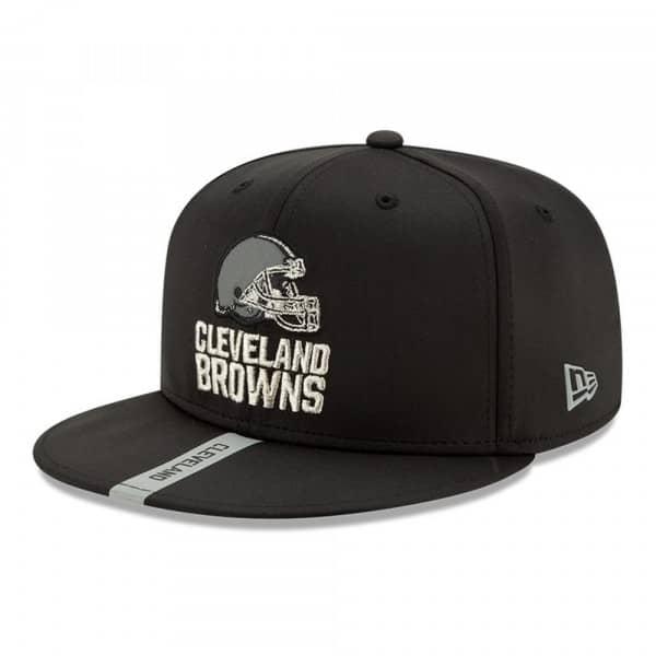 Cleveland Browns 2020 NFL OTA New Era 9FIFTY Snapback Cap