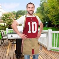 Jimmy Garoppolo #10 San Francisco 49ers NFL Spielerschürze