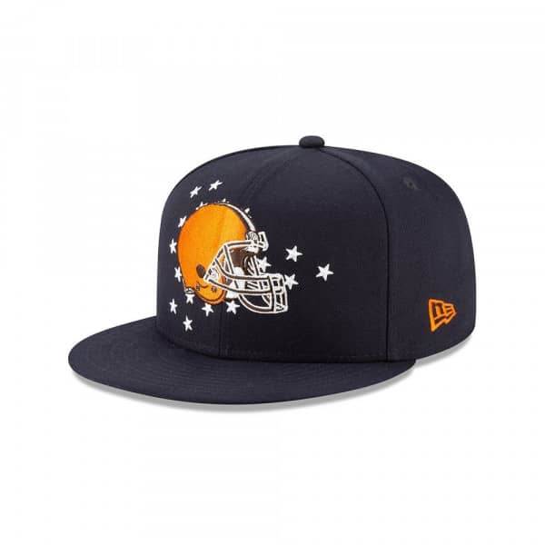 new product 61ae9 b2fac New Era Cleveland Browns 2019 NFL Draft 59FIFTY Fitted Cap Spotlight   TAASS .com Fan Shop