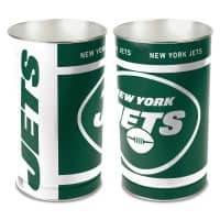 New York Jets WinCraft Metall NFL Papierkorb