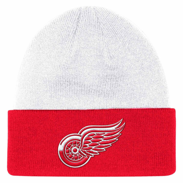 Detroit Red Wings 2019/20 Cuffed Beanie NHL Wintermütze