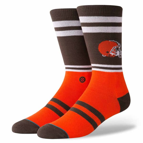 Cleveland Browns Team Logo NFL Socken