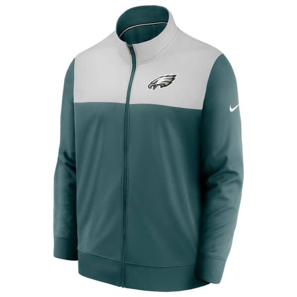 Philadelphia Eagles 2020 NFL Woven Logo Nike Jacke
