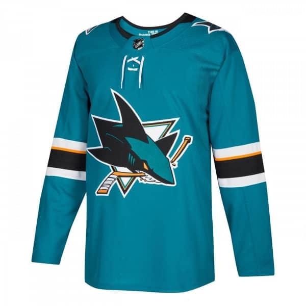 San Jose Sharks Authentic Pro NHL Trikot Home