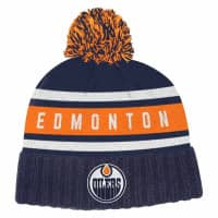 Edmonton Oilers 2019/20 Culture Cuffed NHL Pudelmütze