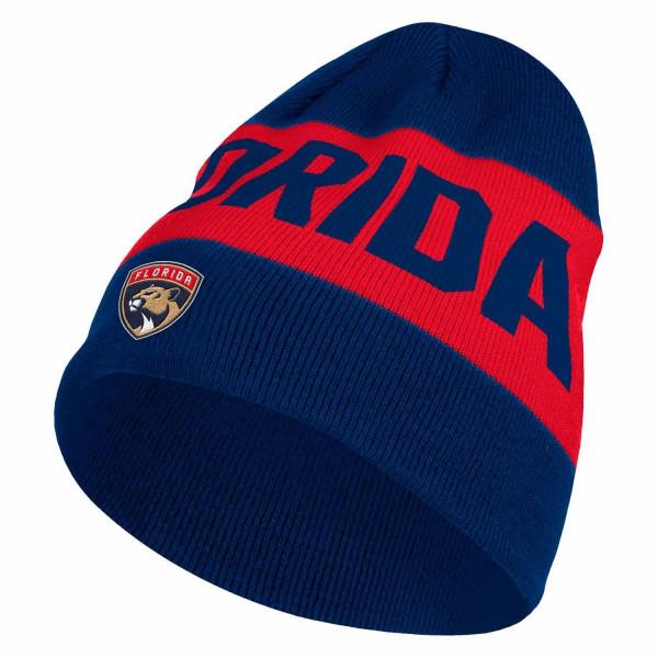 Florida Panthers 2019/20 Coach Beanie NHL Wintermütze